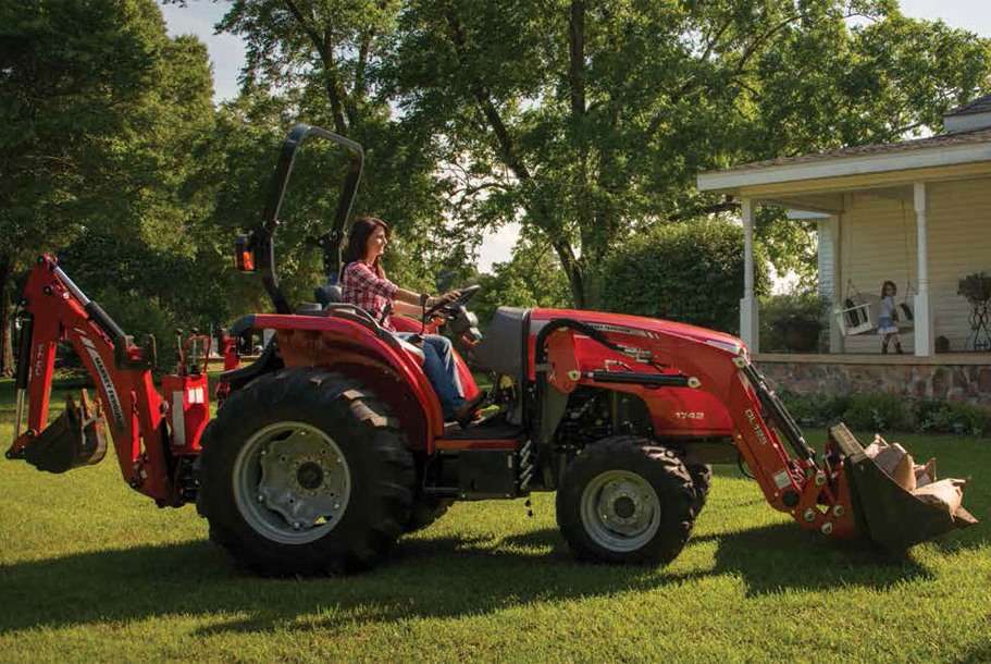 1700 Series FROM MASSEY FERGUSON A world of