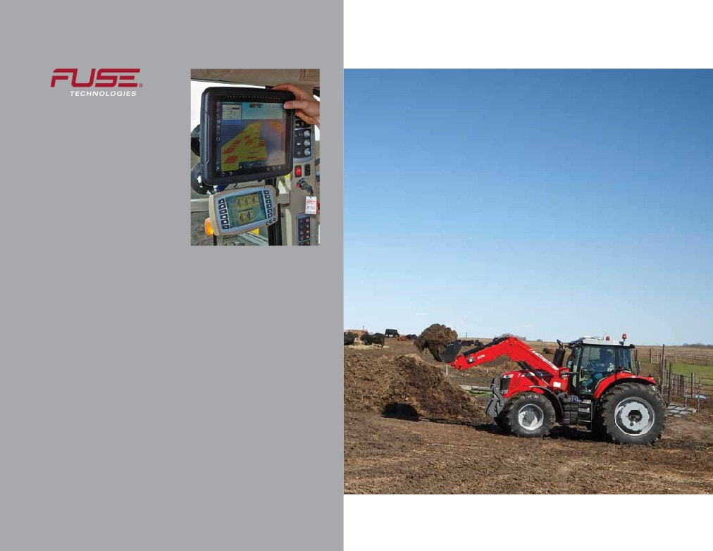 7700 SERIES FROM MASSEY FERGUSON A world of experience